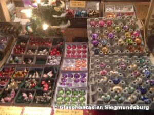 Formen Weihnachtshütte Goethe Galerie